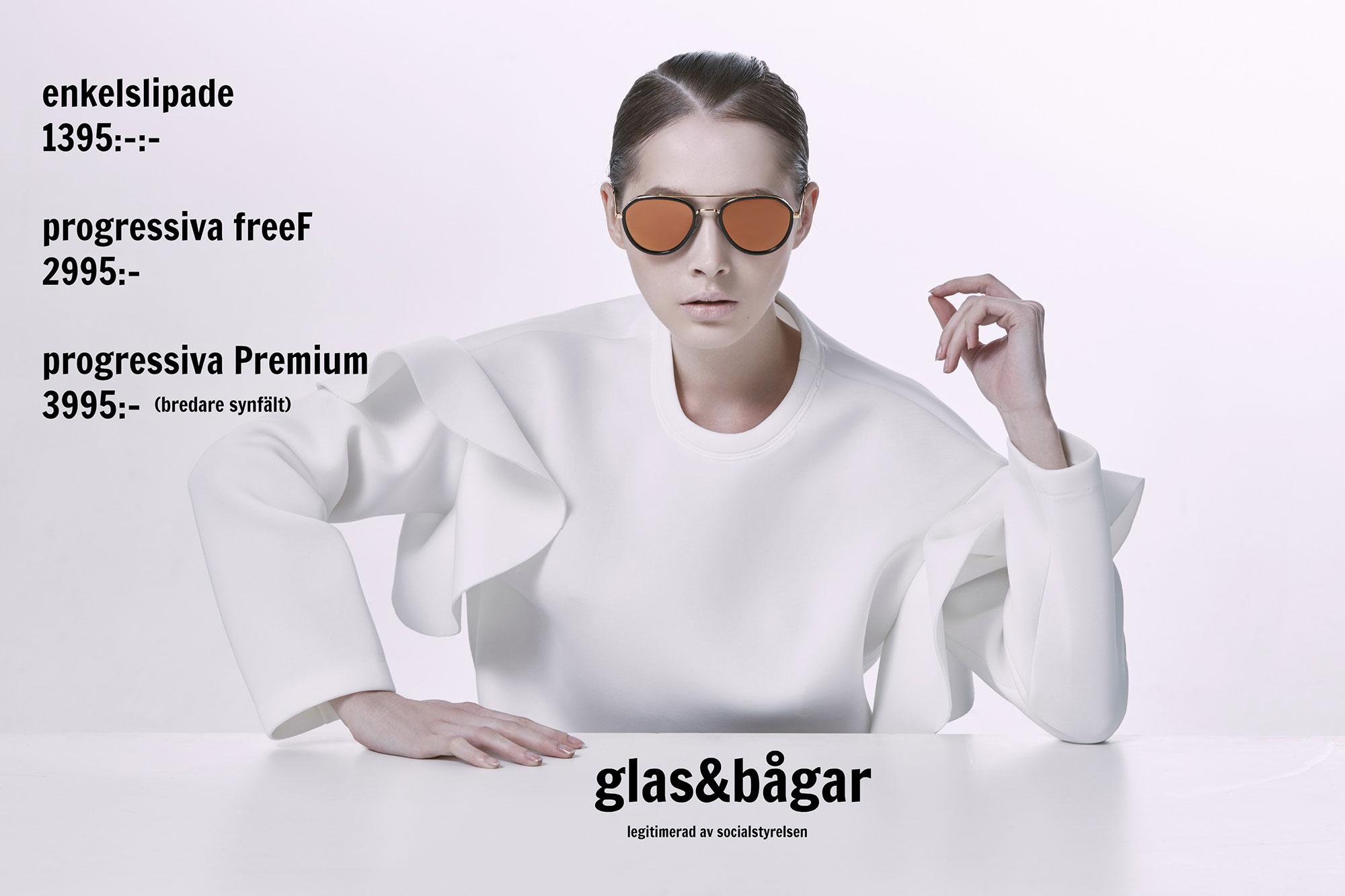 progressiva glasögon pris